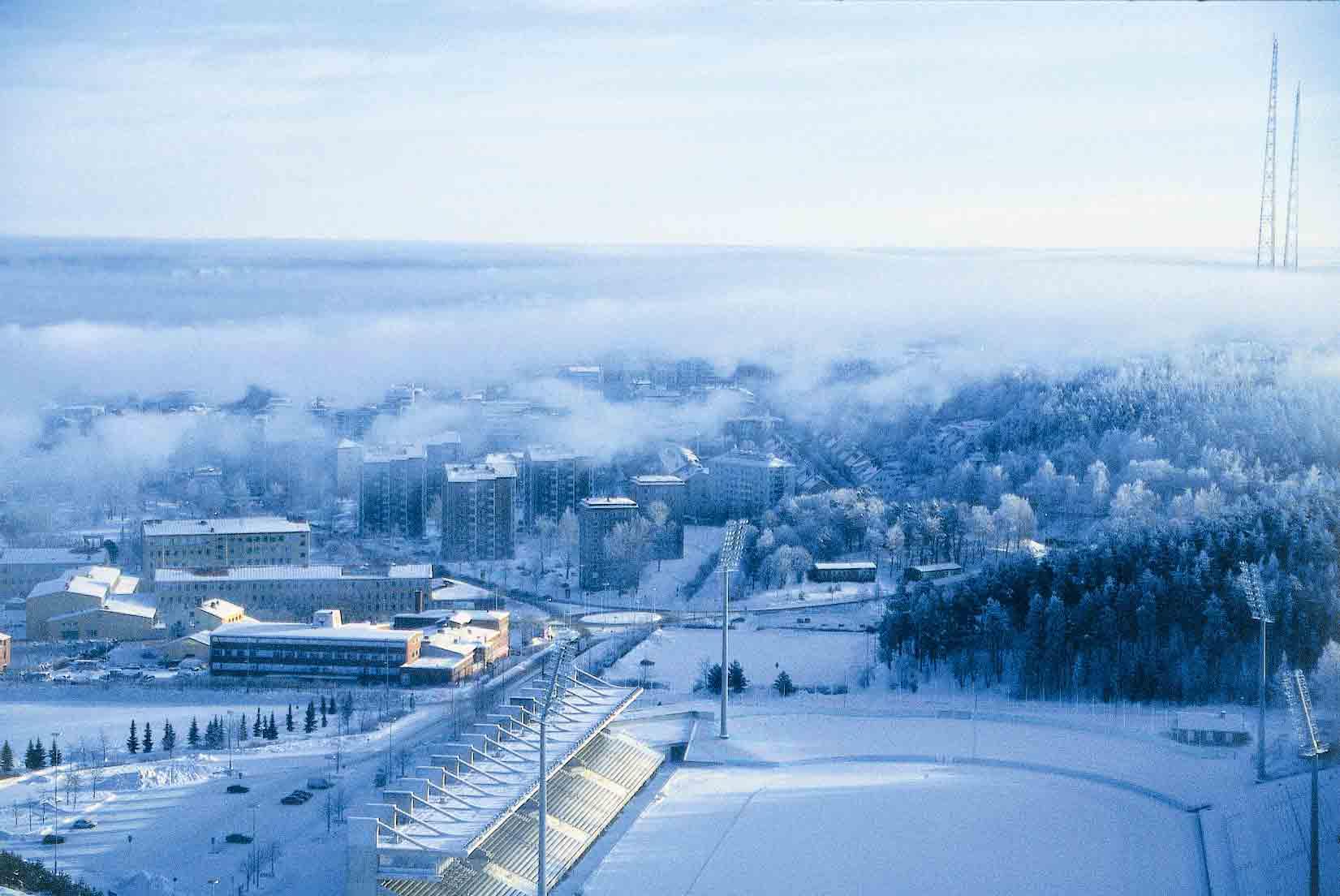 Lahti Hyppyrimäki