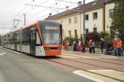 Bybanen — бергенский трамвай